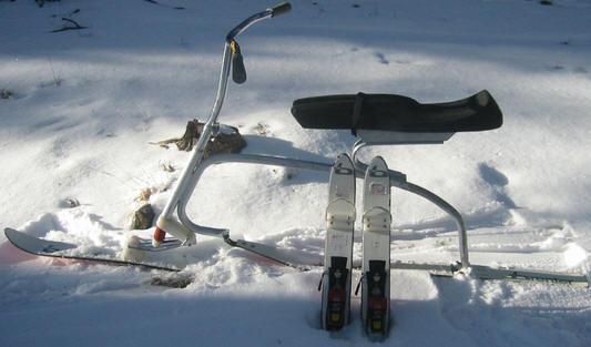 My Collection Skibike Memorabelia