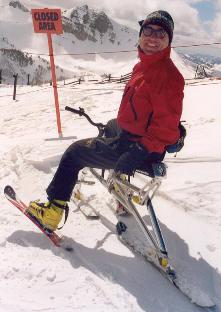 Skibike Adaptive